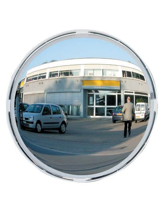 Miroir de surveillance 3 directions