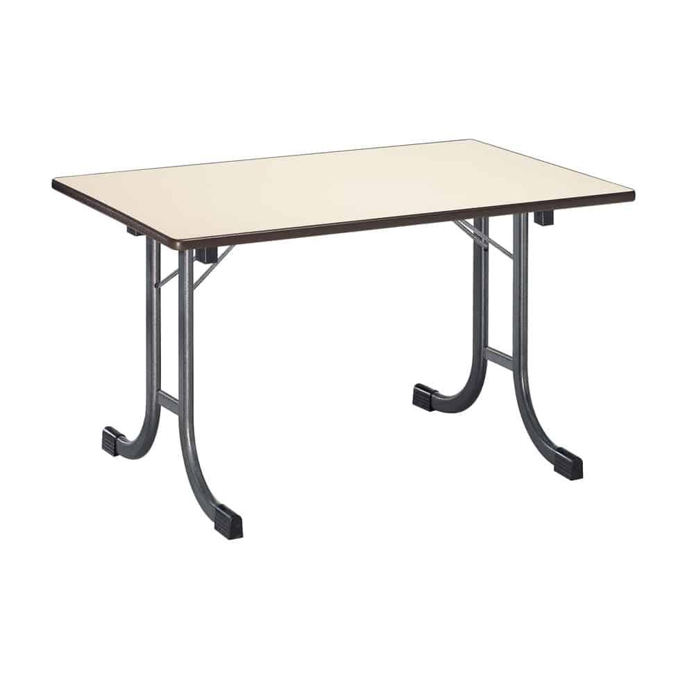 table pliante cholet rectangulaire et empilable. Black Bedroom Furniture Sets. Home Design Ideas
